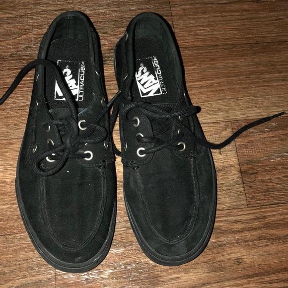 Vans boat shoes b027e1259